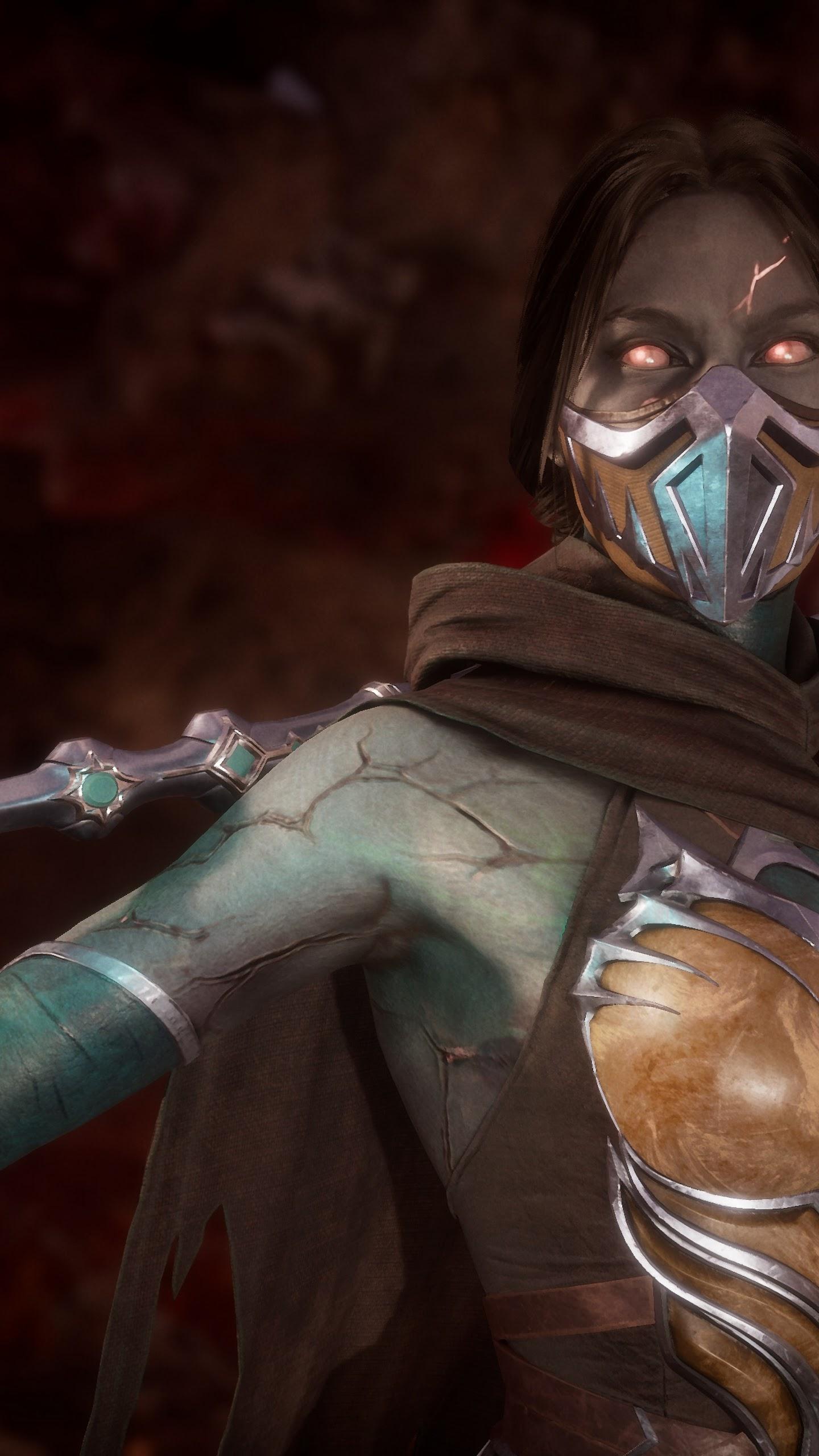 Jade Mortal Kombat 11 4k Wallpaper 220