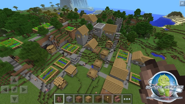 Jugabilidad Minecraft: Pocket Edition