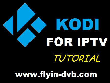 Cara Nonton IPTV di PC Atau Laptop Menggunakan KODI