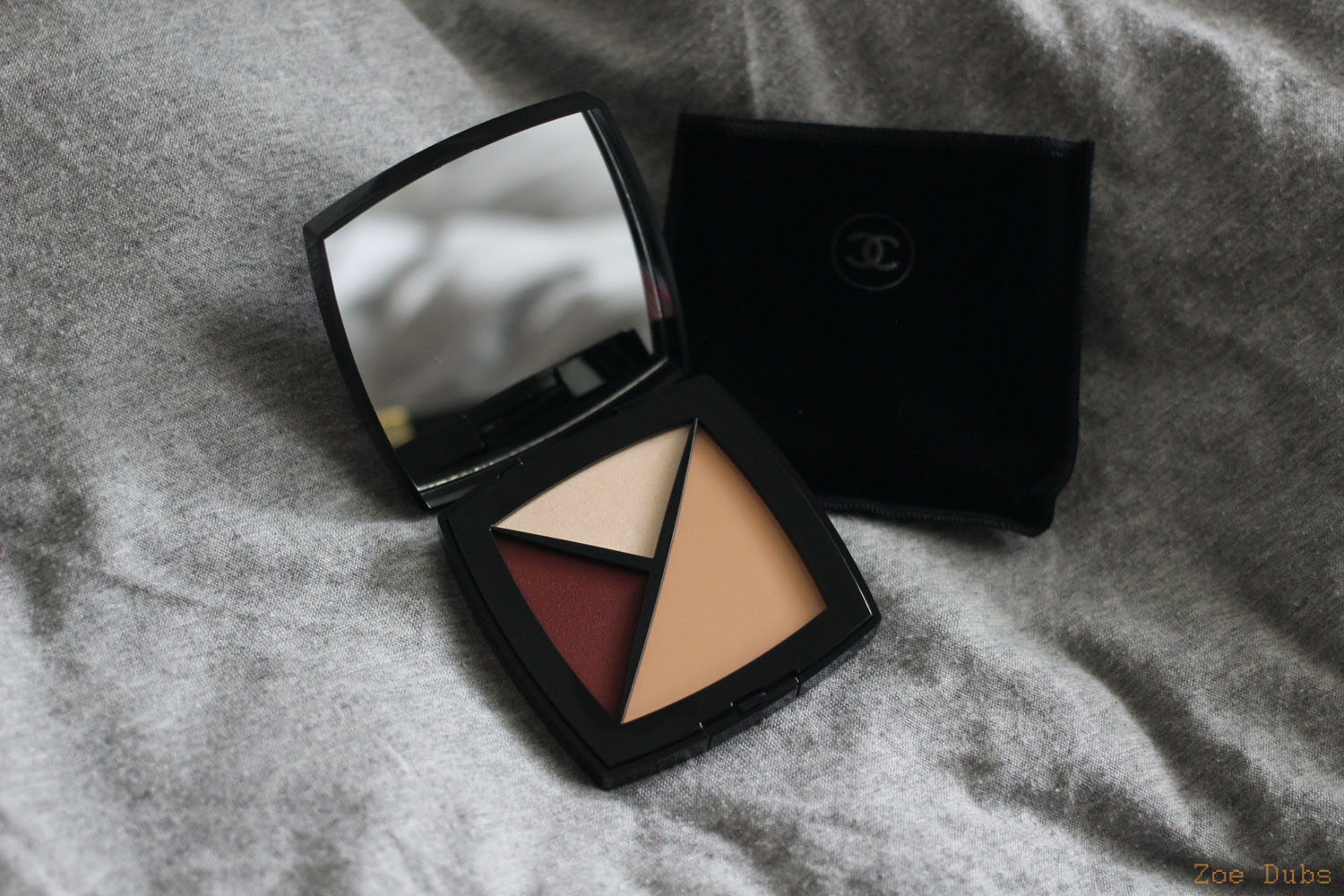 discounted chanel makeup compact