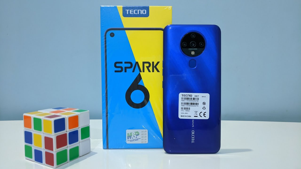 TECNO Spark 6