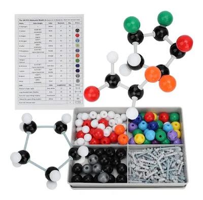 kit molecular química