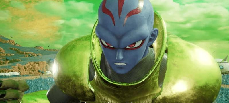 New Jump Force Trailer For Kane DLC