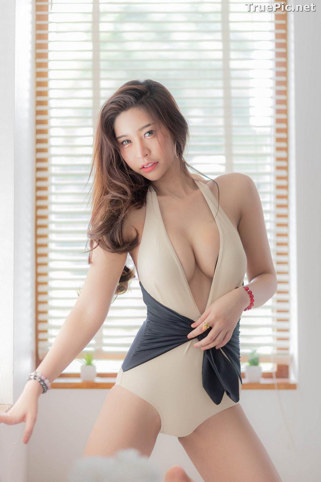 Image Thailand Model - Palm Palmvilai Raksapon - Let's Swimming With Me - TruePic.net - Picture-5