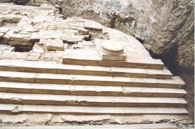 Εφορεία Αρχαιοτήτων Θεσσαλονίκης: Απαραίτητες οι εργασίες στήριξης του Ναού της Αφροδίτης