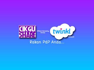 Cikgu Share, Twinkl Malaysia jalin kerjasama