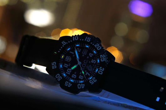 Luminox X Navy Seals - Going strong together