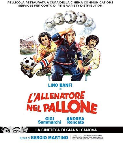L'Allenatore Nel Pallone Blu-Ray