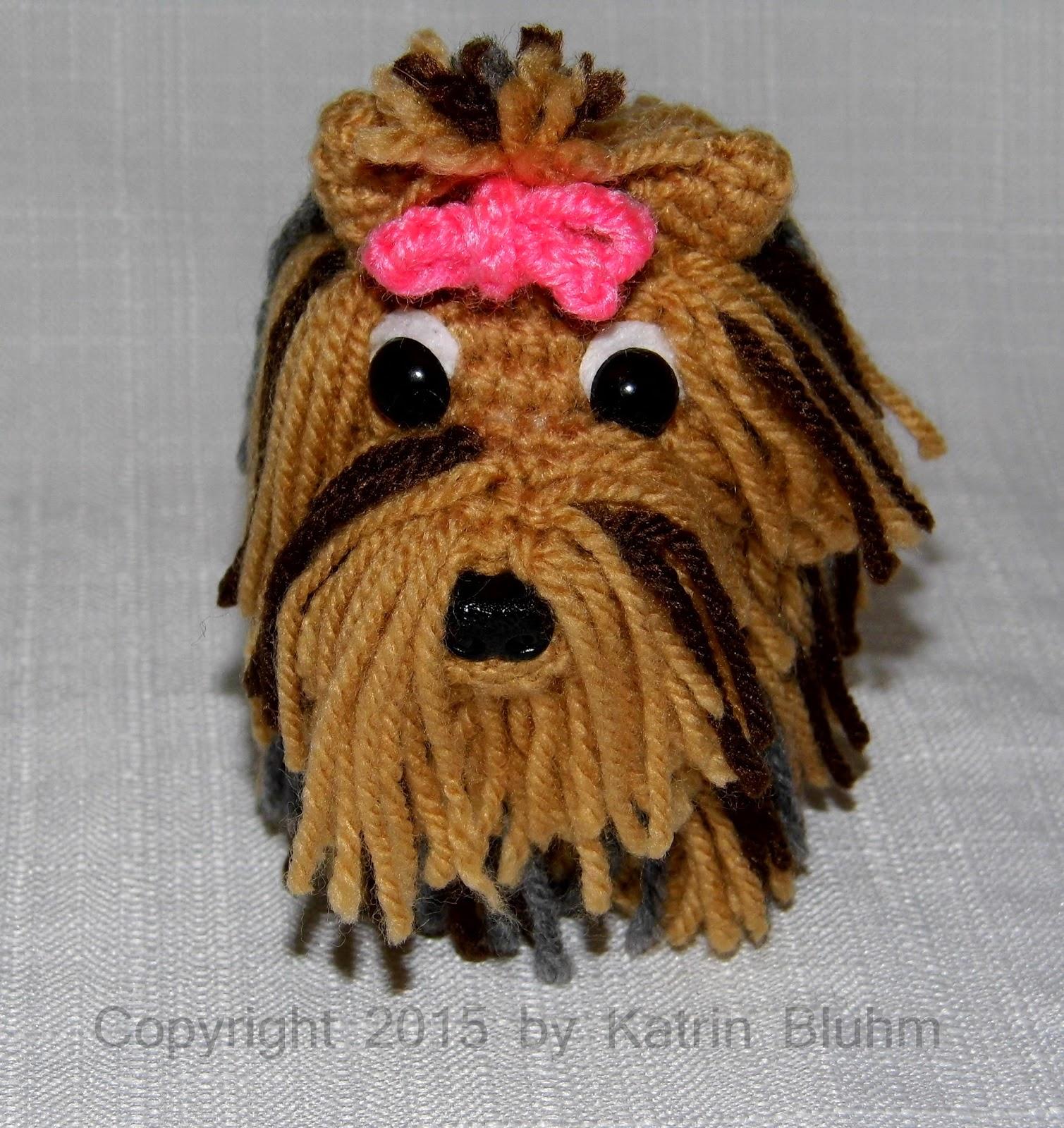 Yorkshire Terrier Amigurumi Animal Crochet Stuffed Kid Plush Toy ... | 1600x1509
