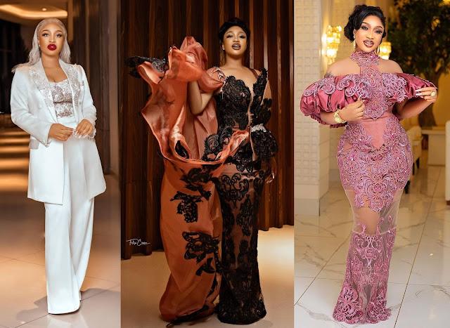 Tonto Dikeh Celebrates Her 36th Birthday With Gorgeous Photos
