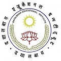 Professional Assistant, Semi Professional Assistant, Library Assistant and Library Attendant at Dayalbagh Educational Institute, Agra Assistant Librarian: Last date- 08/07/2019