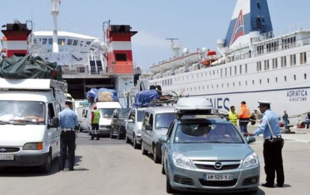 التجهيز و النقل تعلن مساطر العملية الاستثنائية للنقل البحري للمسافرين