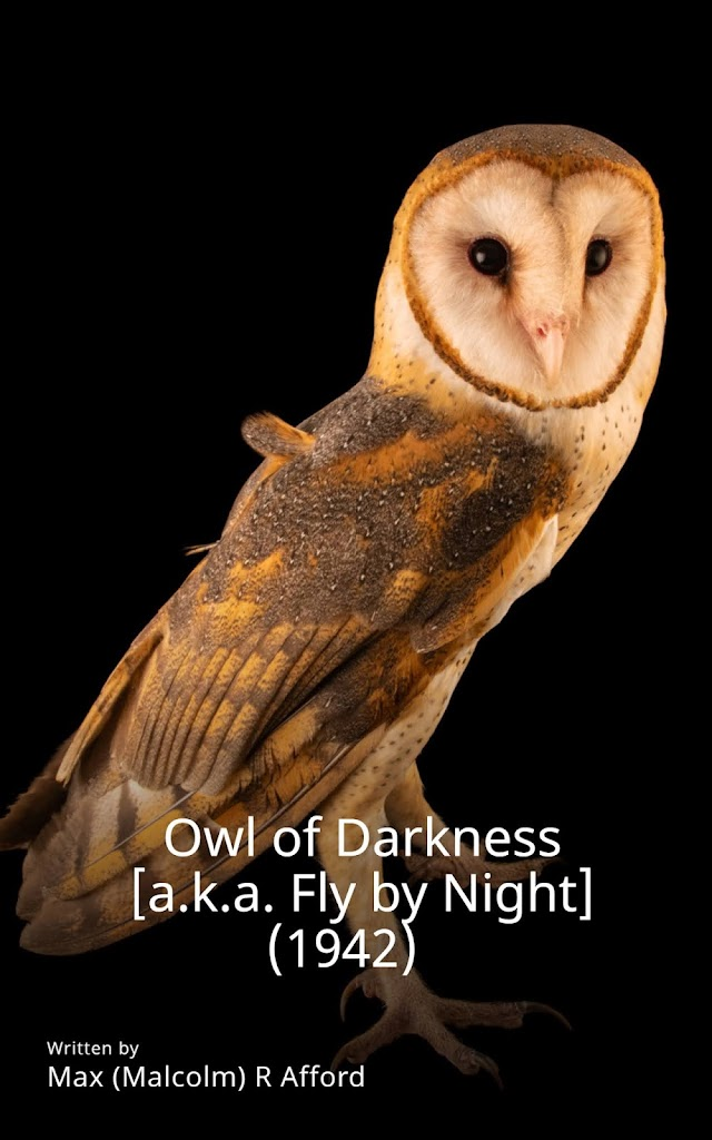Owl of Darkness (Fly by Night)