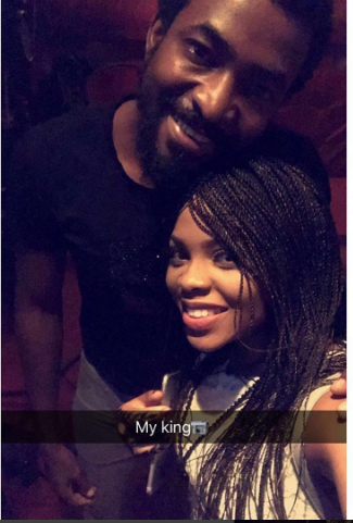 Chidinma finally reveals her KING