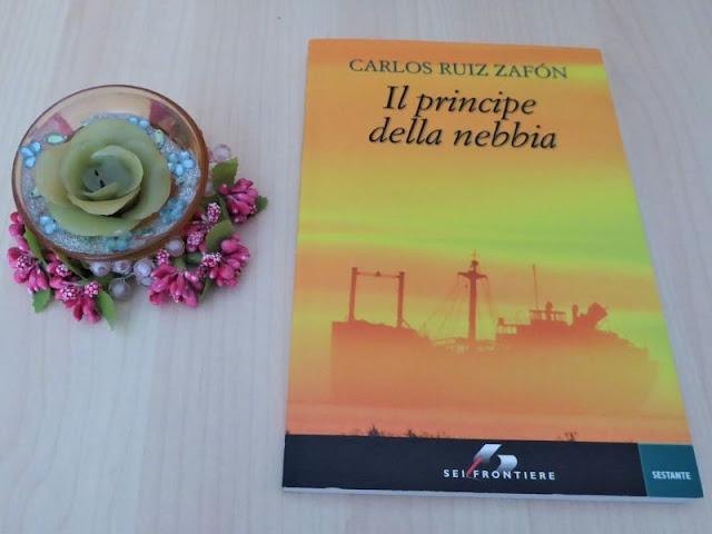 I romanzi fantastici di Carlos Ruiz Zafon