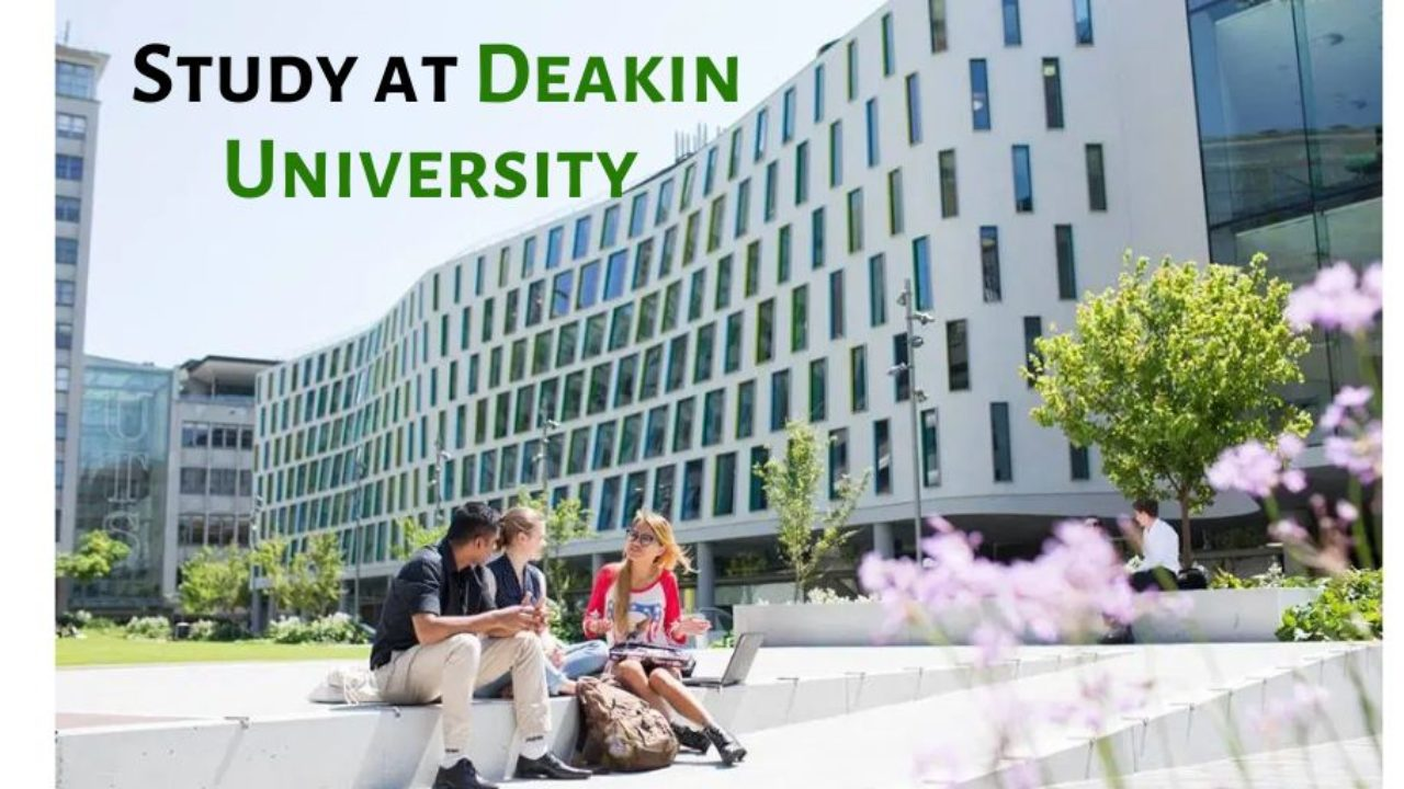 منح الحكومة الأسترالية RTP في جامعة ديكين - ممولة بالكامل
