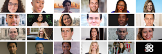 """22- Columbians- who- secured- a -coveted- spot -on- the -Forbes -""""30 -Under- 30-"""" list"""