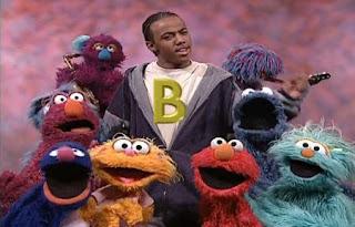 Elmo, Cookie Monster, Grover, Rosita, Zoe, and Miles sings The Alphabet Hip Hop song. Sesame Street All Star Alphabet
