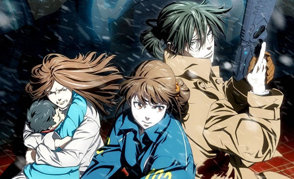 Psycho-Pass: Sinners of the System Case.1 Tsumi to Bachi