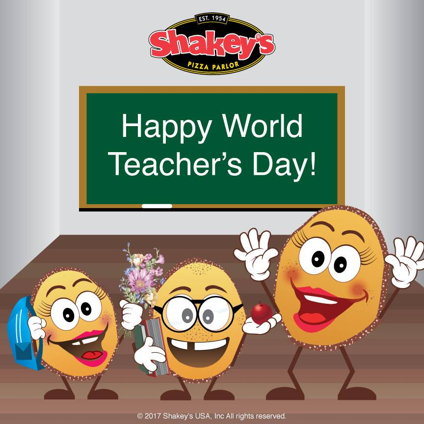World Teachers' Day Wishes pics free download