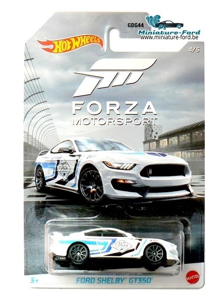 Hot Wheels, Forza Motorsport