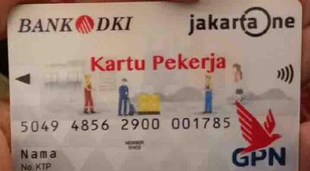 Kartu Pekerja DKI Diluncurkan, Alhamdulillah Buruh Gratis Naik Transjakarta
