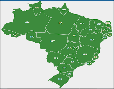 DÁRIO MEIRA NO MAPA DO IMPEACHMENT