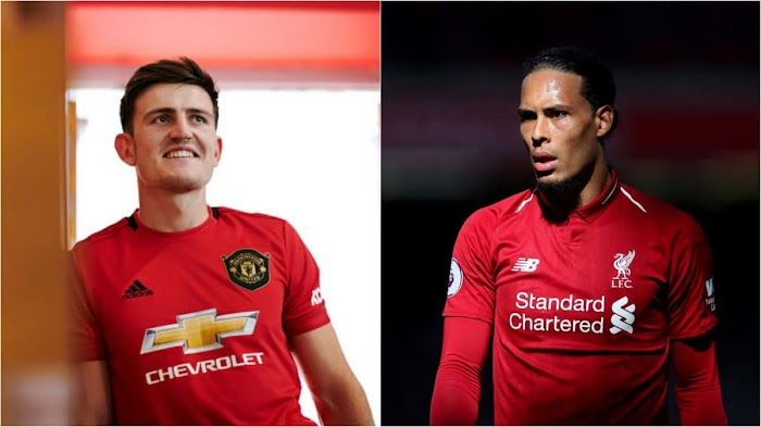 EPL: Why it's unfair to compare Man Utd's Maguire with Van Dijk – Rio Ferdinand