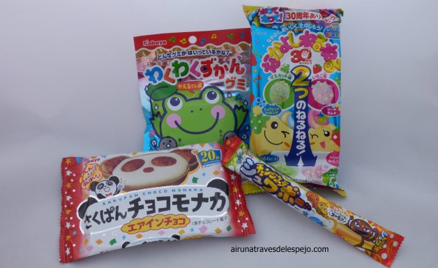 regular tokyotreat chuches japonesas