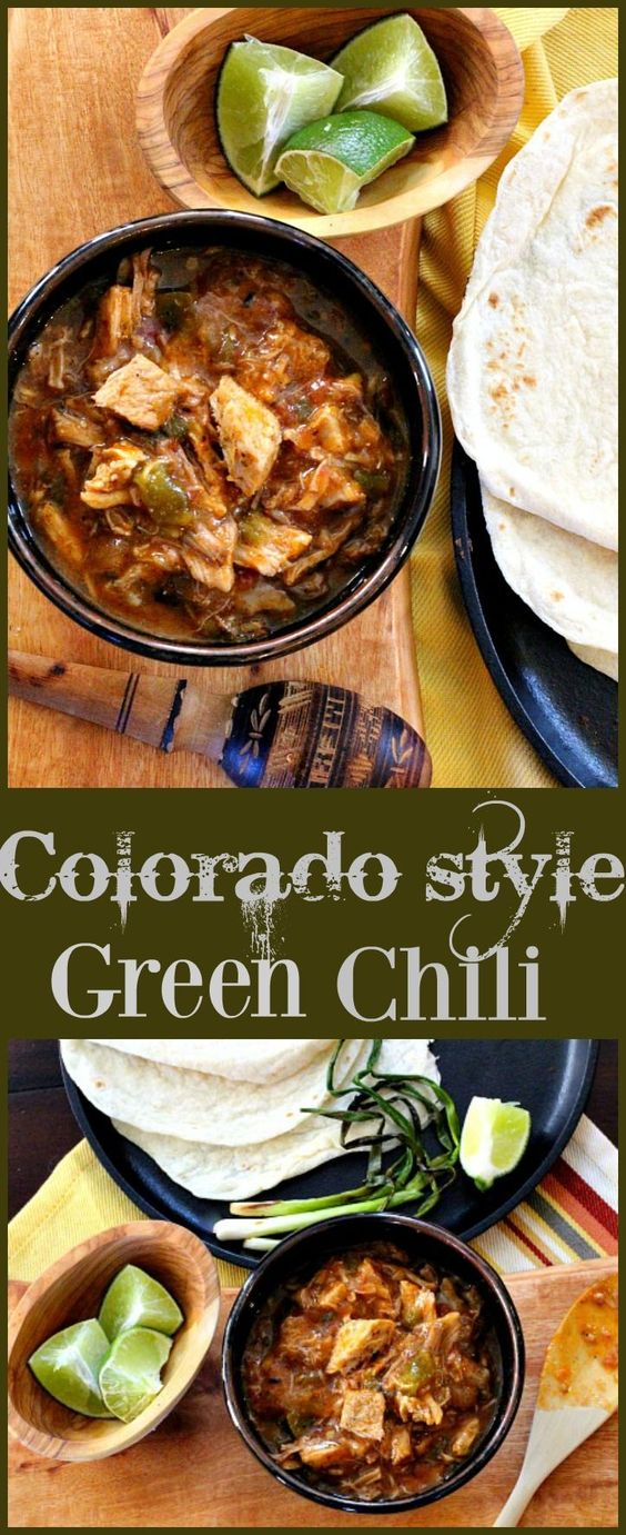 HOW TO MAKE HATCH GREEN CHILI COLORADO STYLE
