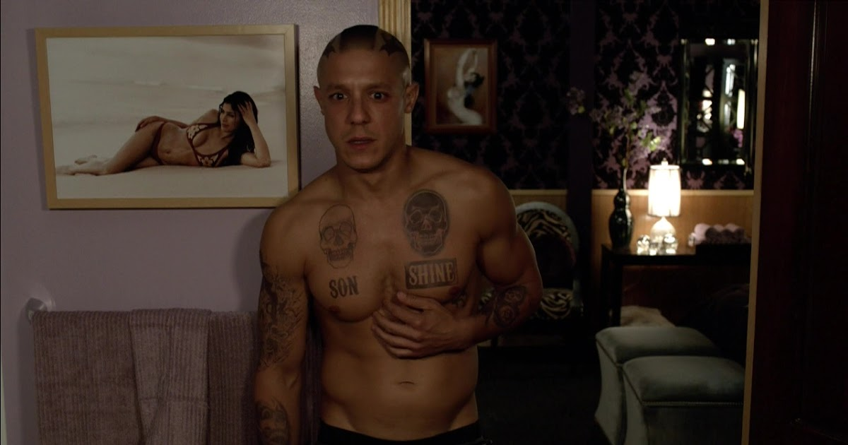 Actor charlie hunnam naked