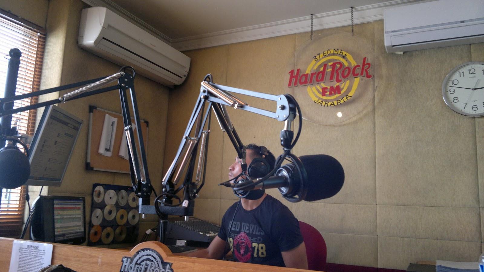 Hardrock FM,86 Jakarta