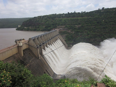 Kadam Dam in Adilabad District