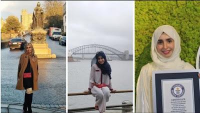 मात्र 87 घंटों में महिला ने की सातों महाद्वीपों की यात्रा, गिनीज़ बुक में दर्ज हुआ नाम