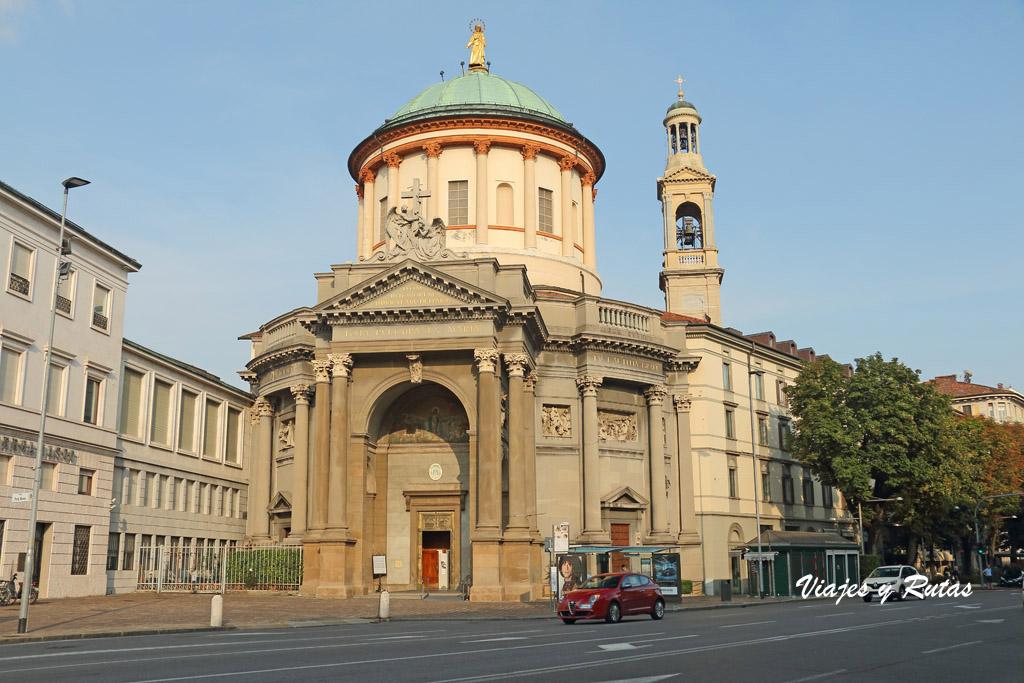Iglesia de Santa Maria delle Grazie, Bergamo