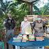 Rede de Vizinhos Protegidos da Polícia Militar entrega livros e materiais didáticos no bairro Planalto
