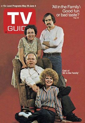 Completeist: All In The Family On TV Guide