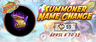 Lol PH Summoner Name Change 59 RP