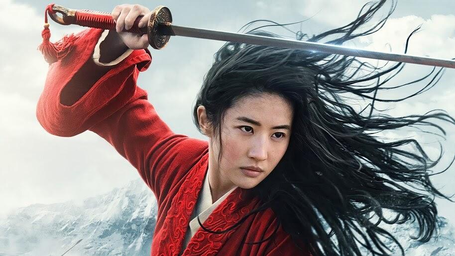 Mulan, 2020, Movie, Yifei Liu, 8K, #5.1439