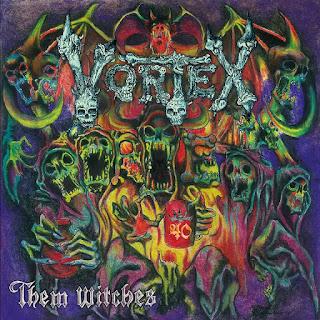 """Το τραγούδι των Vortex """"Spiritualien"""" από το album """"Them Witches"""""""