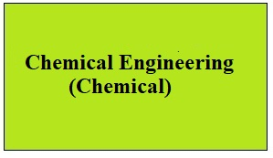 Previous years question papers for Chemical Engineering (Diploma) - Polytechnic papers