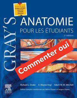 Gray's Anatomie pour les étudiants 03e édition