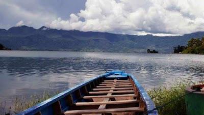 Danau di sumatera barat yang menjadi tujuan wisatawan