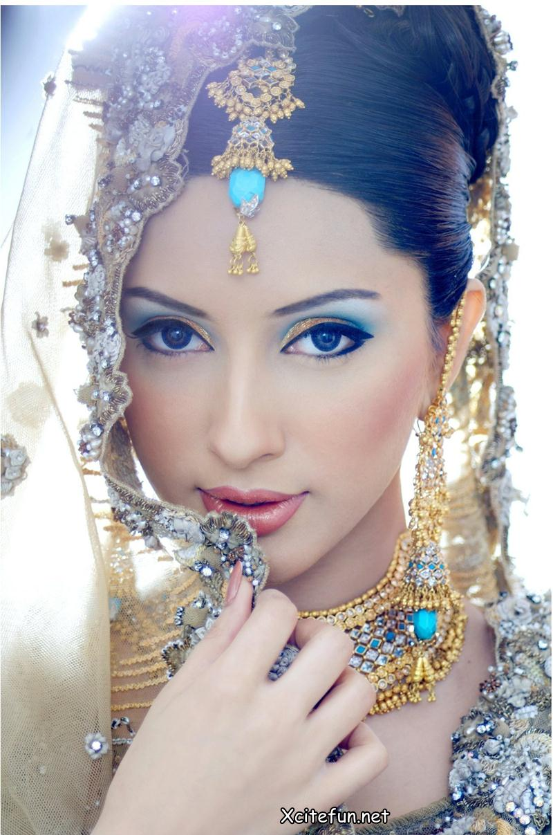 bridal indian jewellery india makeup bride jewelry bollywood bangles jewel brides asian designs gold south latest woman gorgeous jewellry princess