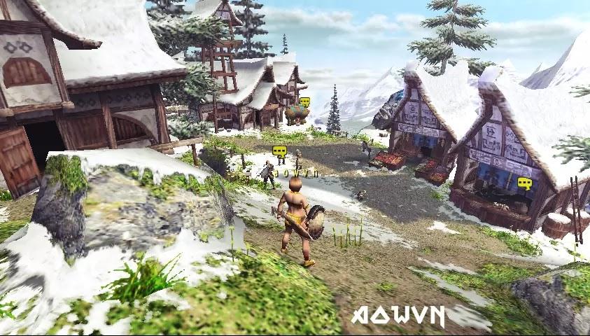 AowVN.org m%2B%25287%2529 - [ PPSSPP ] Monster Hunter Freedom Unite   EN - Game Săn Quái Cực Hay - Giả Lập Android & PC