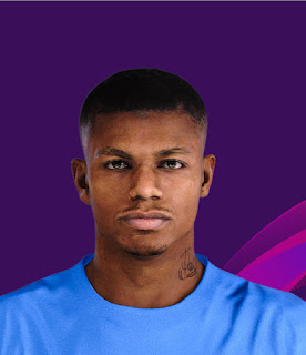 PES 2020 Faces Wesley Ferreira by Lucas Facemaker