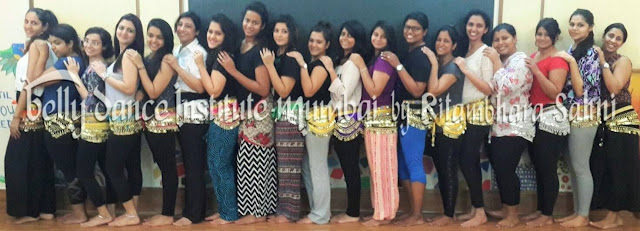 Belly Dance classes in mumbai by ritambhara sahni