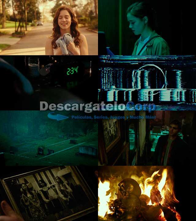 El Aro 3 (2017) DVDRip Español Latino