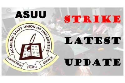 ASUU finally suspends 9 months old strike