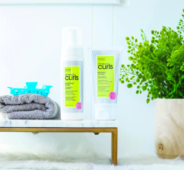 DevaCurl Dupe? Review: Zotos Professional All About Curls at Sally Beauty Part 2